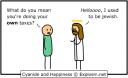 Jesus hat seine eigenen Steuern